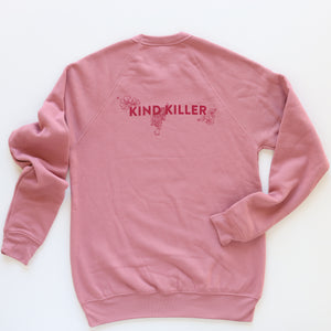 KIND KILLER SWEATSHIRT - NON/PER