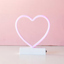 Load image into Gallery viewer, Neon Light Up Heart - NON/PER