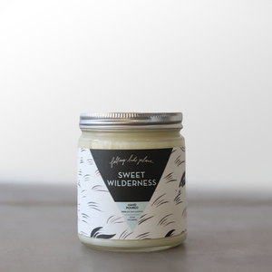 FALLING INTO PLACE SWEET WILDERNESS CANDLE - NON/PER