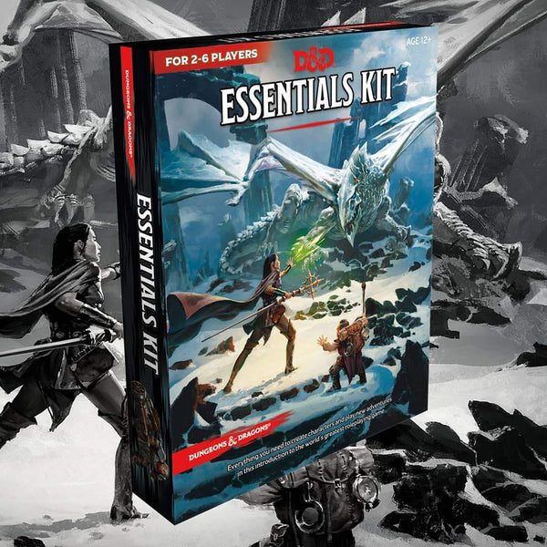 D&D Miniatures - Essentials Kit