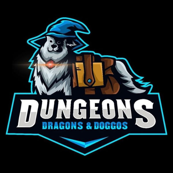 Dungeons, Dragons & Doggos - D&D Stream