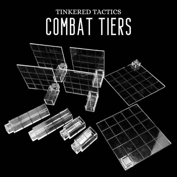 Combat Tiers - Risers