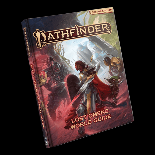 Pathfinder - Lost Omens World Guide