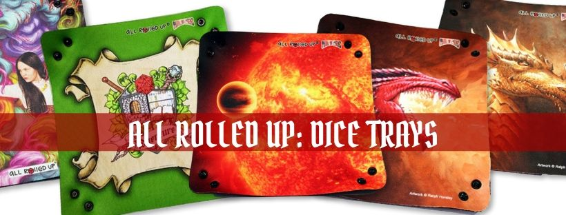 Dice Trays - All Rolled Up