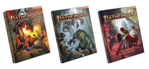 Pathfinder 2E Core Books