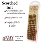 Army Painter - Scorched burned tufts - basing