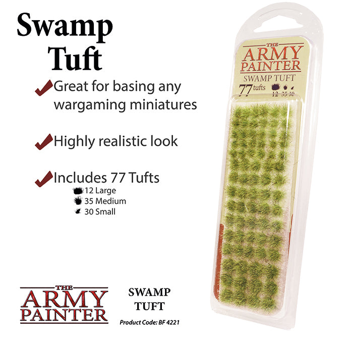 Army Painter - Swamp Tufts - Basing