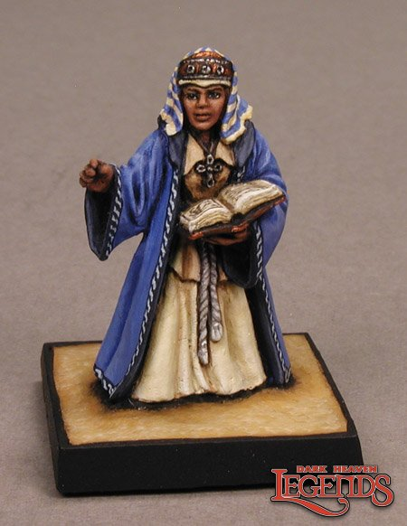Reaper Miniatures - Female Human Wizard