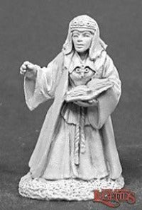 Reaper Minis - Female Wizard