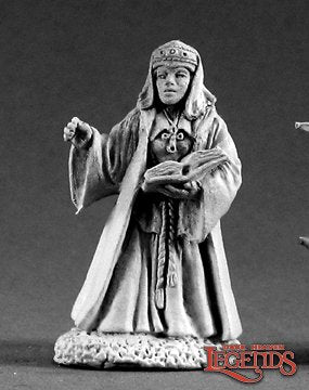 Reaper Miniatures - Female Human Cleric