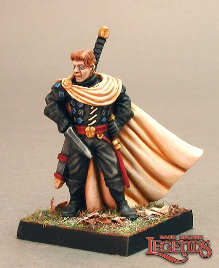 Reaper Miniatures - Male Human Assassin
