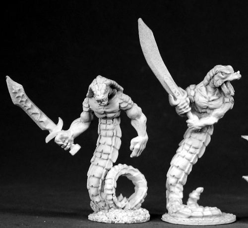 Reaper Miniatures - Yuan-Ti Warriors