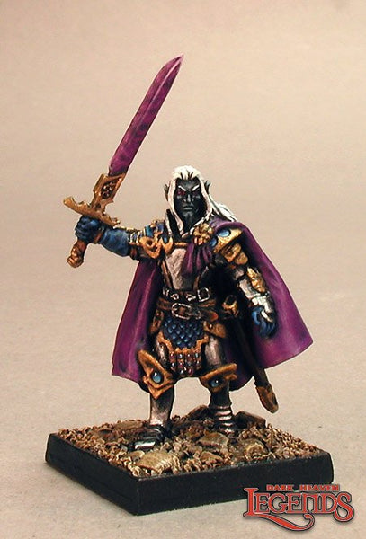 Reaper Miniatures - Male Drow Fighter
