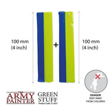 army painter - green stuff 2 strips 20cm