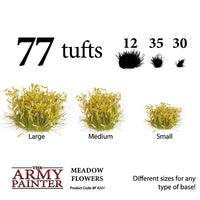 Army Painter - Meadow Flowers - Basing Mats