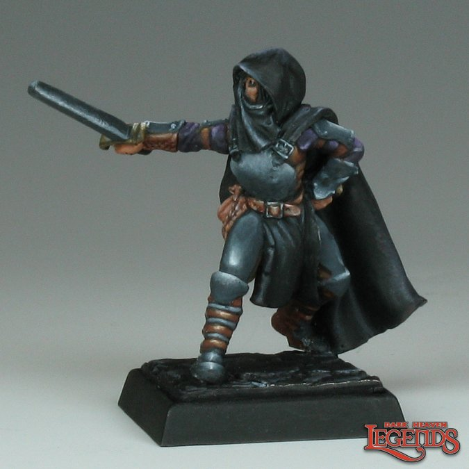 Reaper Miniatures - Human Male Rogue