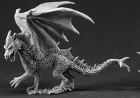 Reaper Minis - Young White Dragon