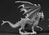 Reaper Miniatures Australia - Young White Dragon