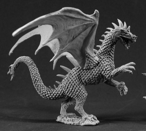 Reaper Miniatures - Young Green Dragon