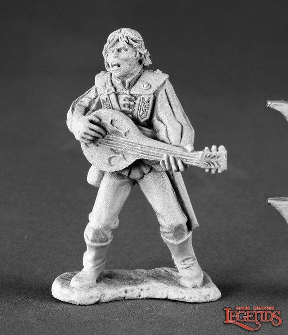 Reaper Miniatures - Male Bard