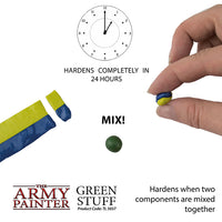army painter - green stuff 2 strips