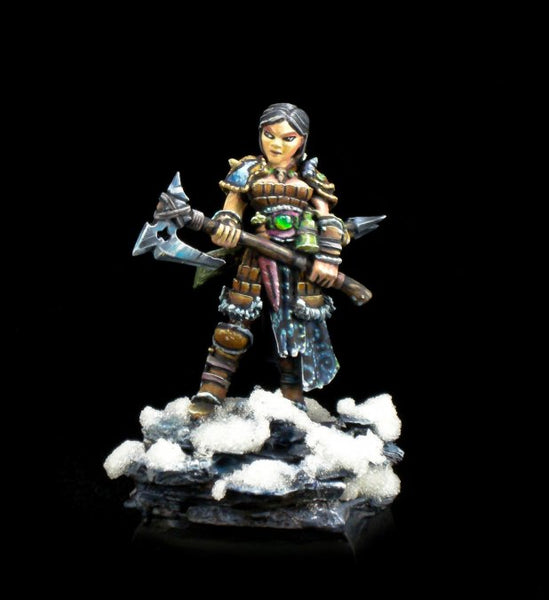 Reaper Miniatures - Female Warrior