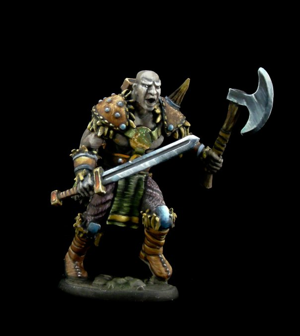 Reaper Miniatures - Goliath Barbarian