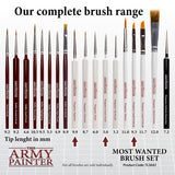 army painter - most wanted brush set