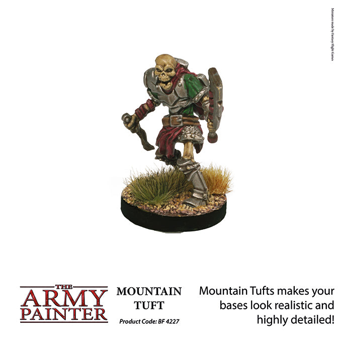 Mountain Tufts - Basing Materials