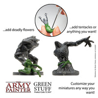 army painter - green stuff - customise miniatures