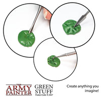 army painter - green stuff - creating miniatures