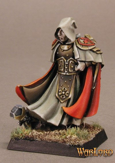 Reaper Miniatures - Crusader Captain