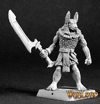 Reaper Miniatures - Anubis Guard