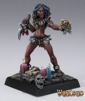 Reaper Miniatures - Female Witch doctor