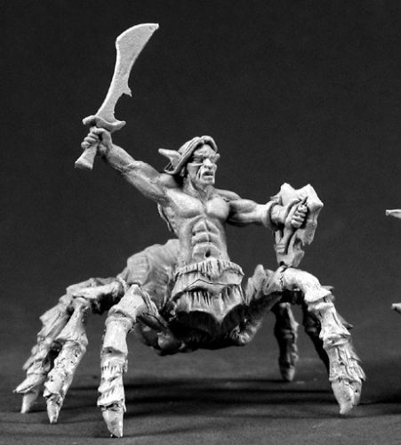 Reaper Miniatures - Drider Warrior