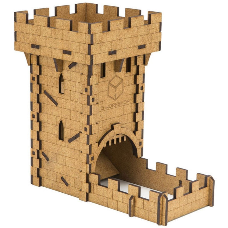 Medieval Dice Tower