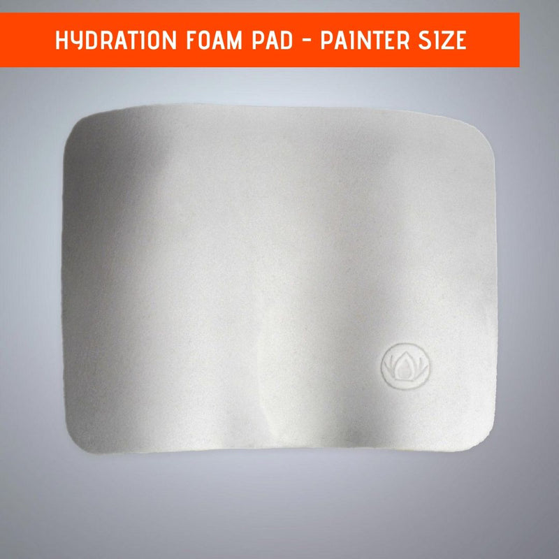 redgrass games - hydration foam pad for painter size