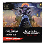City of the Dead Statues & Monuments - d&d prepainted terrain & minis