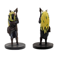 RPG Miniatures - Female Firbolg Druid - krakenship miniatures - painted