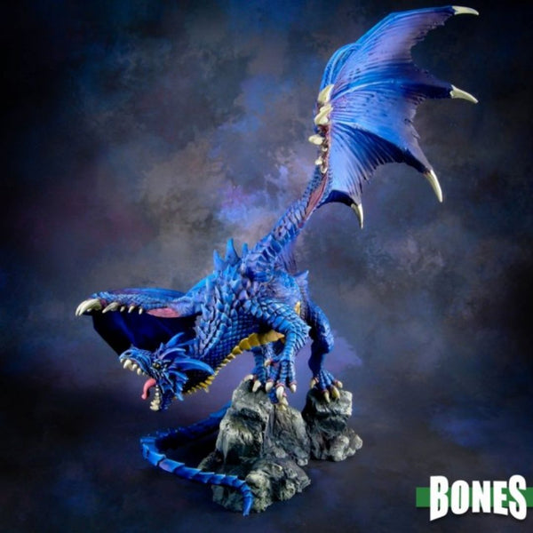 Reaper Miniatures - Narthrax - Painted Example, Blue Dragon