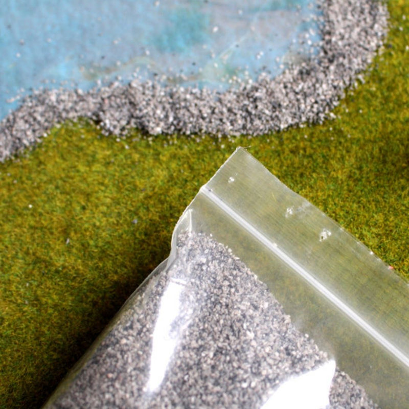 Basing Miniatures - Rubble - Noch Model Scenery