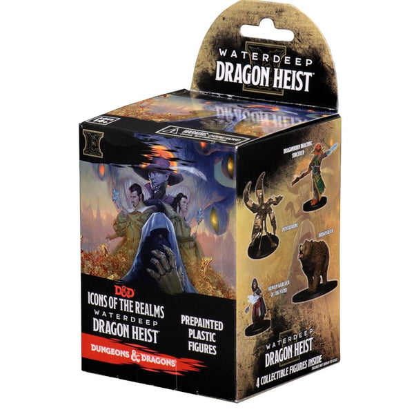 Pre Painted D&D Minis - Waterdeep Dragon Heist Booster
