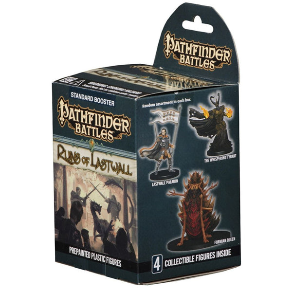 Pre Painted Pathfinder Miniatures - Ruins of Lastwall Booster