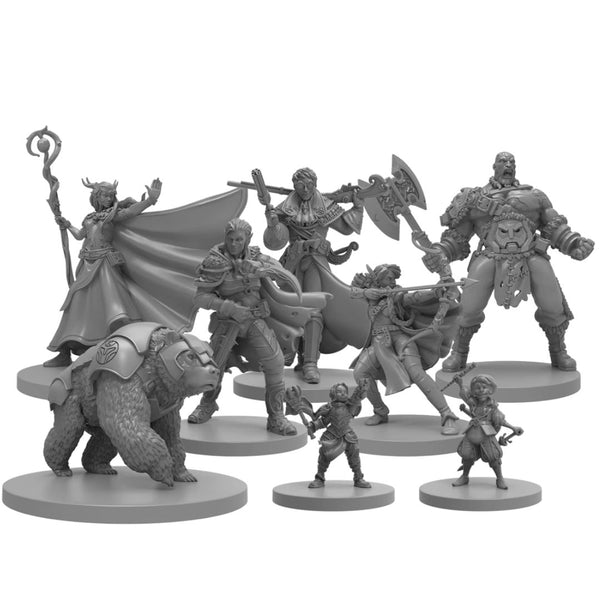 steamforged games - vox machina matt mercer dnd minis