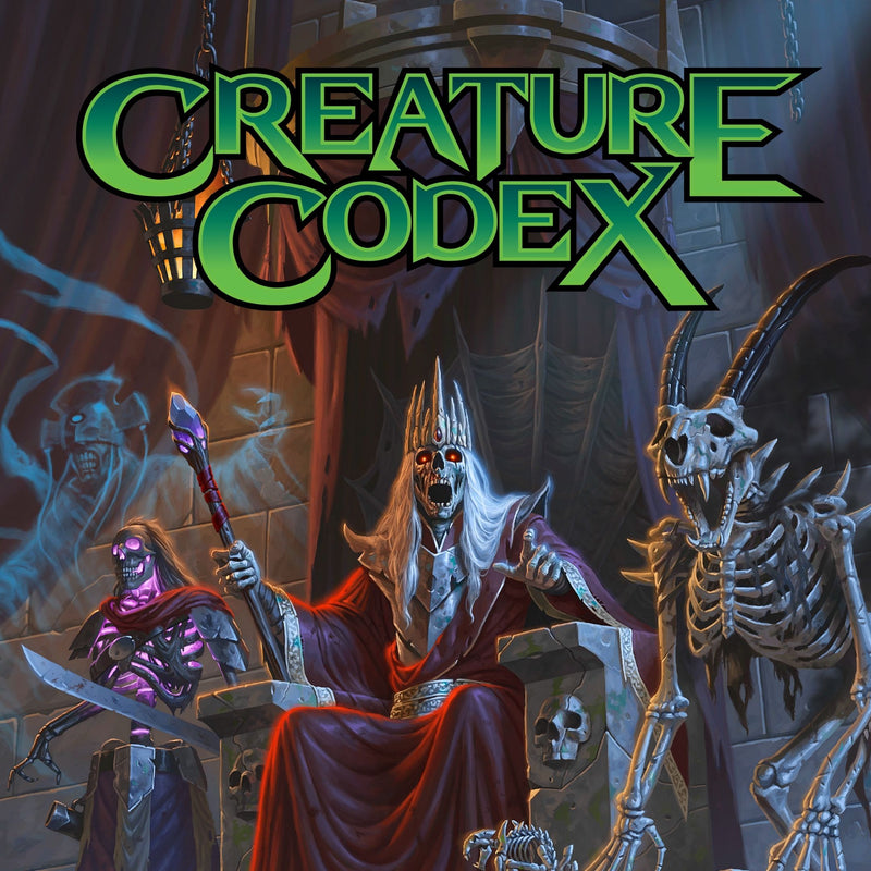 creature codex tome of beasts 5e