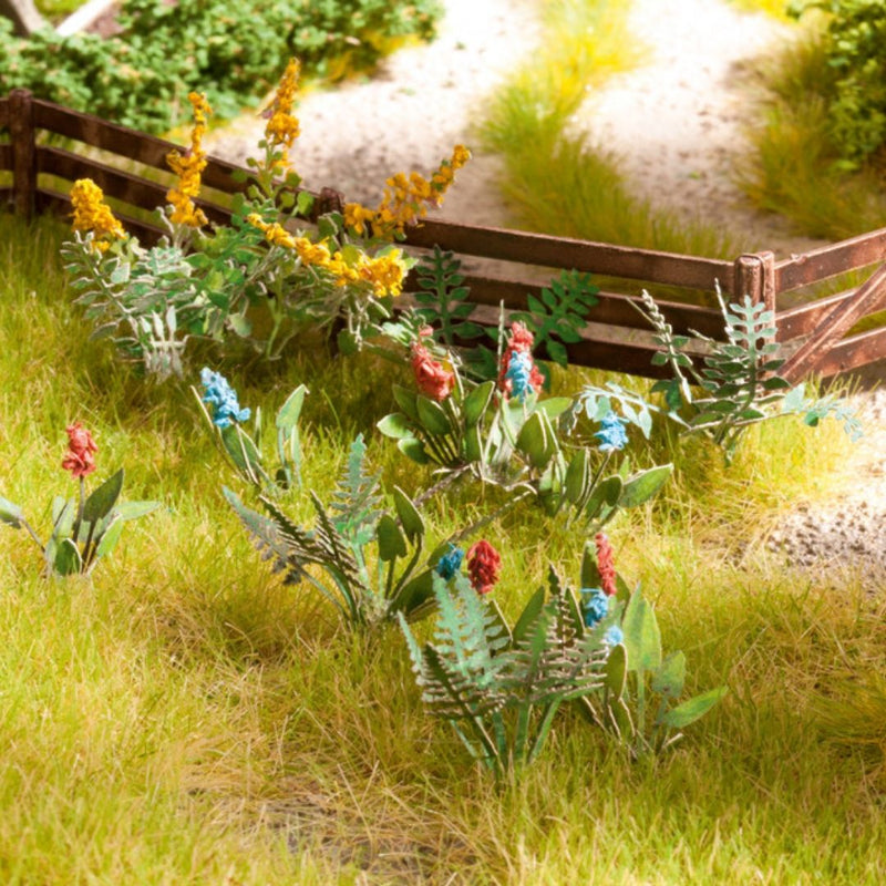 Wargaming Terrain - Field Plants and Wild Flowers - Noch Model Scenery