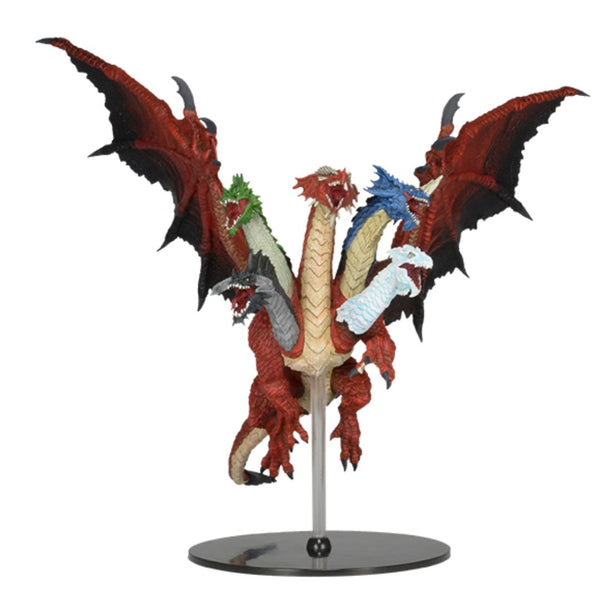 D&D minis - Tiamat, Queen of Evil Dragons - D&D Pre-painted miniature