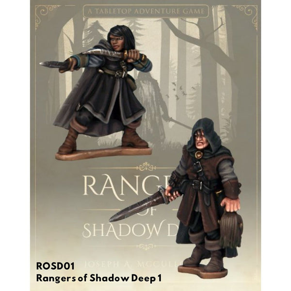 Rangers of Shadow Deep Pack #1 - ROSD Australia