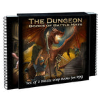 Battle Mats - The Dungeon Books of Battle Mats - Dungeons and Dragons