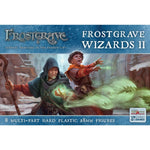 Frostgrave Female Wizards - D&D minis
